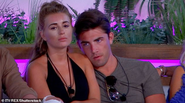 Awks!In August 2019 Jack confessed that he doesn't know if he's ever been in love, despite dating Dani for nearly a year