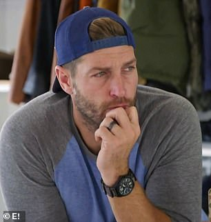 Former quarterback: Former NFL quarterback Jay Cutler was given advance notice by Kristin that her friends were coming