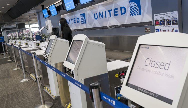 United Airlines posts $2.1 billion loss on coronavirus hit, seeks more federal aid