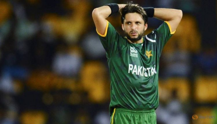 Former Pakistan captain Afridi tests positive for COVID-19