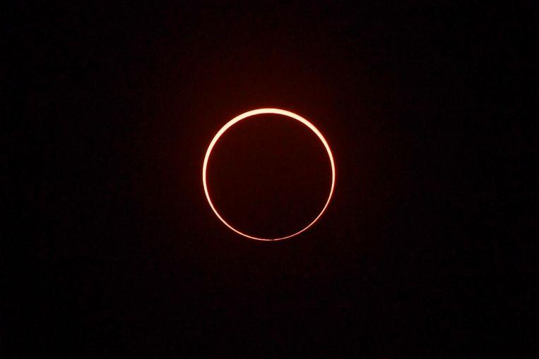 Rare ring of fire solar eclipse to dim Africa - TrueNews