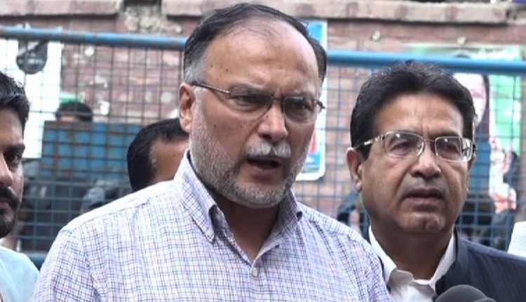 Govt working without any plan for two years: Ahsan Iqbal