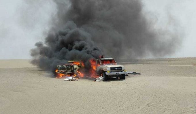 Two ANF personnel martyred in Balochistan attack by smugglers