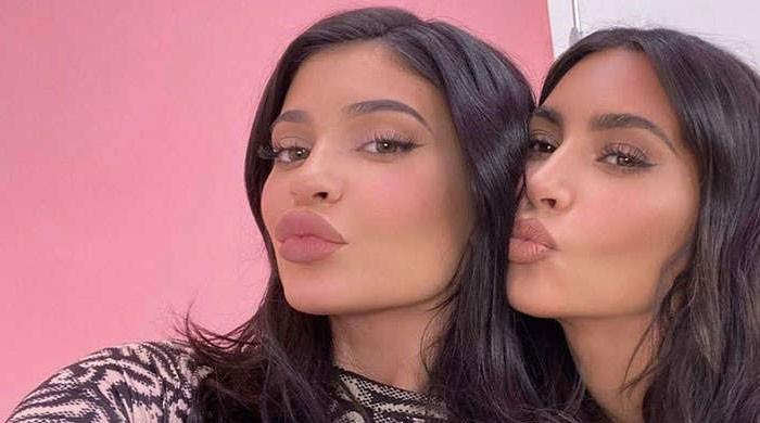 Kim Kardashian shares unseen throwback photos of Kylie Jenner