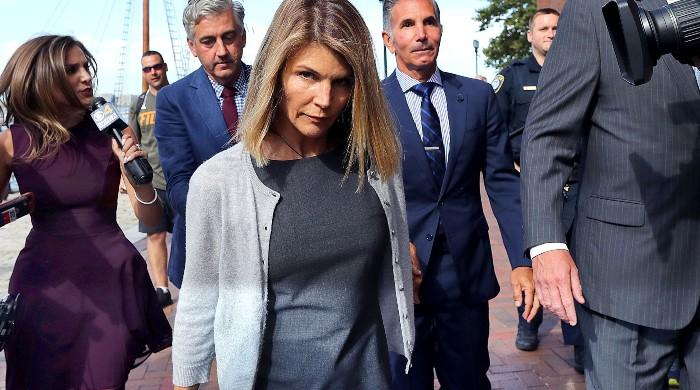 Lori Loughlin and Mossimo Giannuli 'terrified' of going behind bars